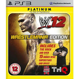 WWE '12 - The Rock Edition (PS3)