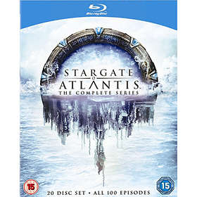 Stargate Atlantis - The Complete Series (UK)