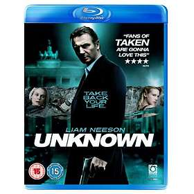 Unknown (2011) (UK)
