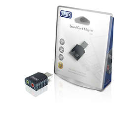 Sweex SC010 Sound Card Adapter USB