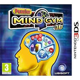 Puzzler Mind Gym 3D (3DS)