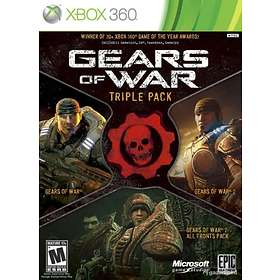 Gears of War Triple Pack (Xbox 360)