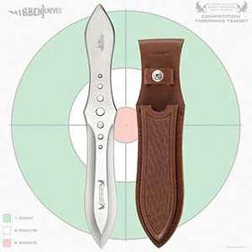 Hibben Knives Competition Thrower Triple Set