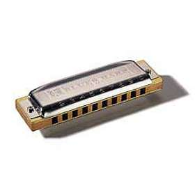 Hohner Diatonic MS System Blues Harp MS (Gb)