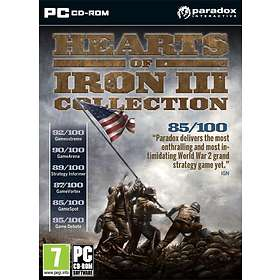 Hearts of Iron III - Collection (PC)