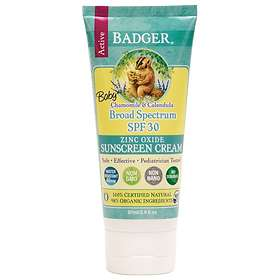 Badger Baby Sunscreen SPF30 87ml