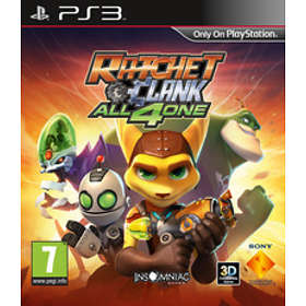 Ratchet & Clank: All 4 One - Special Edition (PS3)