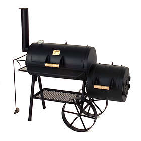 "Joe's Barbeque Smoker Silver Edition 16"" Tradition"