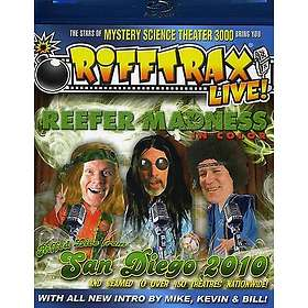 Rifftrax: Live Reefer Madness (US)