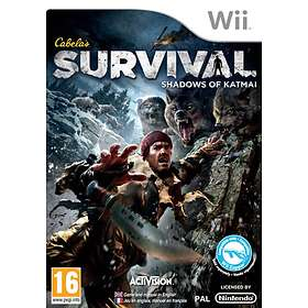 Cabela's Survival: Shadows of Katmai (Wii)