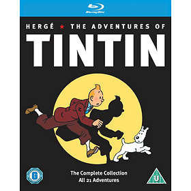 Adventures of Tintin: Complete Collection