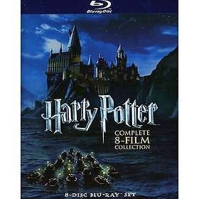 Harry Potter - Complete Collection Years 1-7 (US)