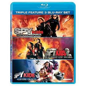 Spy Kids Triple Feature (US)