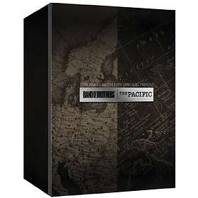 The Pacific / Band of Brothers - Limited Edition Gift Set