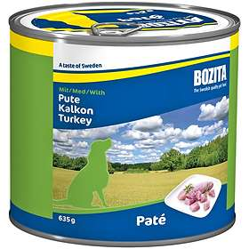Bozita Dog Pate Turkey 0.635kg