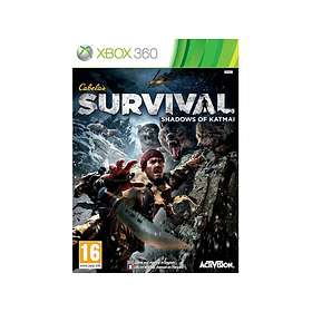 Cabela's Survival: Shadows of Katmai (incl. Rifle) (Xbox 360)