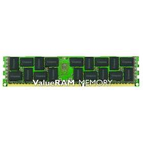 Kingston ValueRAM DDR3 1333MHz ECC Reg 16GB (KVR1333D3D4R9S/16G)