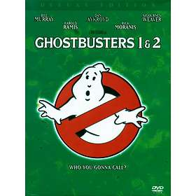 Ghostbusters 1 & 2 - Deluxe Edition