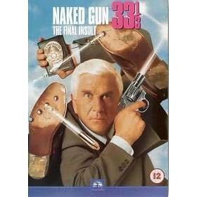 The Naked Gun 33 1/3 - The Final Insult (UK)
