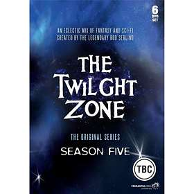 Twilight Zone - The Original Series - Season 5