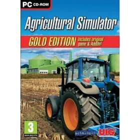 Agricultural Simulator 2011 - Gold Edition (PC)