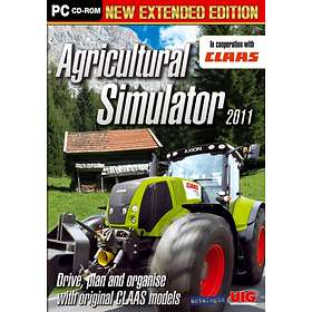 Agricultural Simulator 2011 Add-On: Biogas (PC)