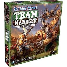 Blood Bowl: Team Manager - Kortspill