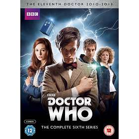 Doctor Who: The New Series - The Complete Series 6
