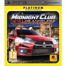 Midnight Club: Los Angeles - Complete Edition (PS3)