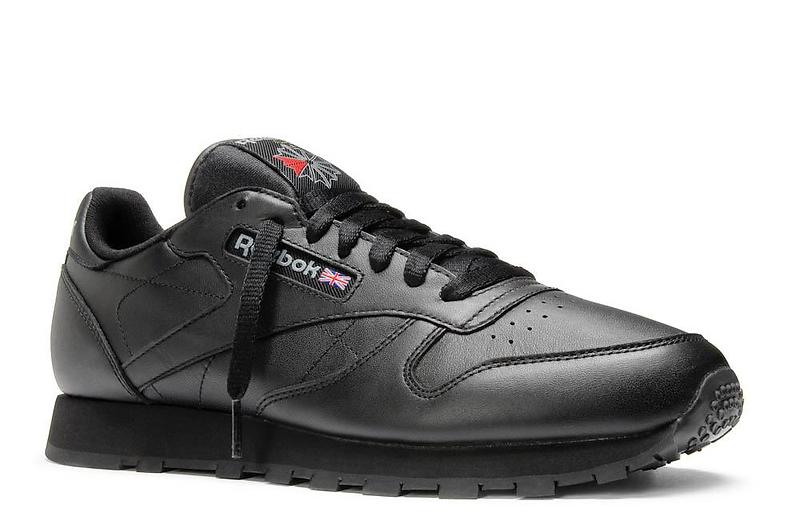 New Reebok Classic Leather Black