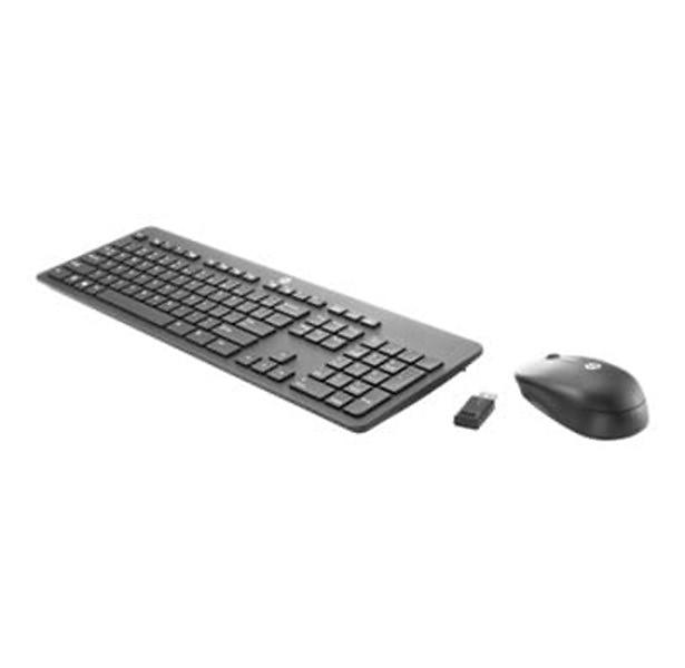 HP Business Slim tastatur Nordisk svart | Multicom