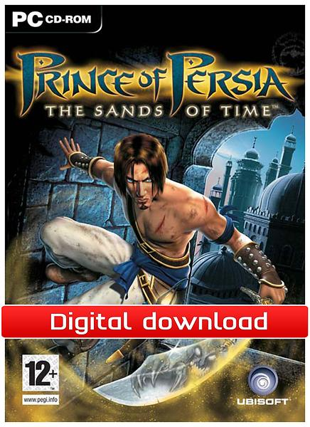 Prince of Persia® The Sands of Time™ Spill Nedlasting PC