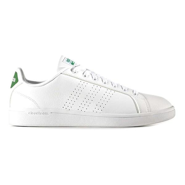Adidas Cloudfoam Advantage Clean Leather (Herre)