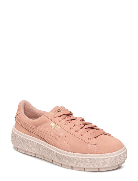 Suede Platform Trace, sneakers dame
