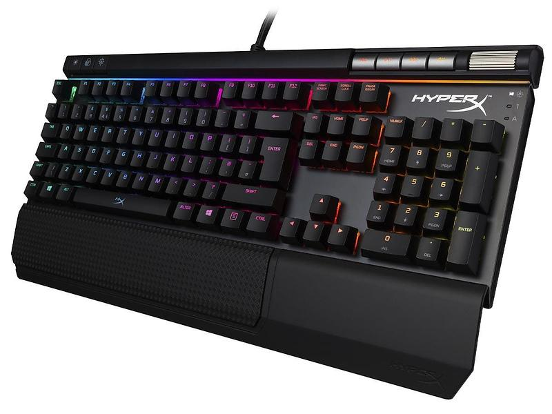Best pris på Corsair Gaming K70 RGB MK.2 Cherry MX Low