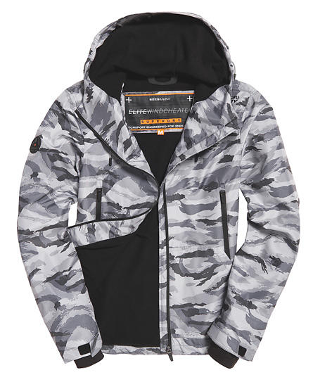 Herre Superdry Windcheaters Norge