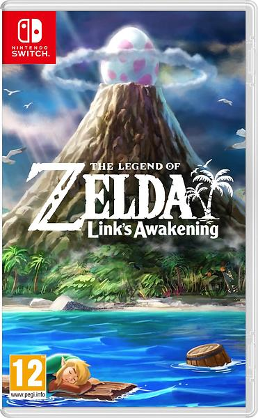 Bild på The Legend of Zelda: Link's Awakening (Switch) från Prisjakt.nu