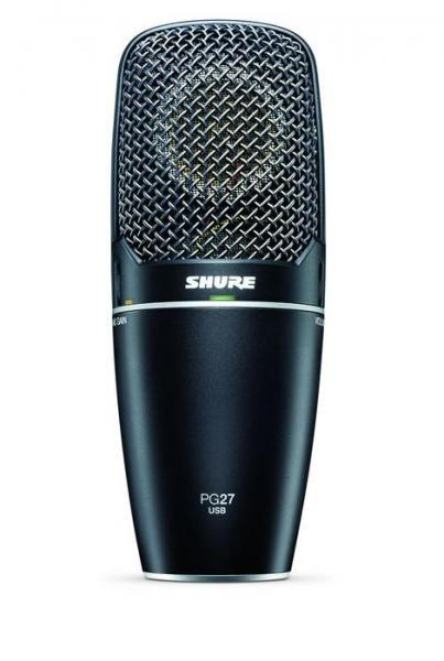 Shure PG42USB PG42 condenser microphone USB Multima