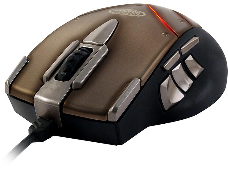 Best pris på SteelSeries World of Warcraft Gaming Mouse Se